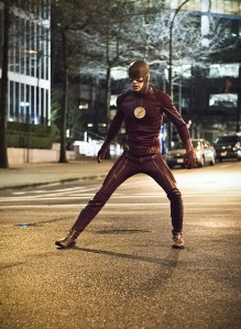 """The Flash -- """"Invincible"""" -- Image: FLA222a_0473bc.jpg -- Pictured: Grant Gustin as The Flash -- Photo: Dean Buscher/The CW -- © 2016 The CW Network, LLC. All rights reserved."""