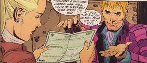 LEgends 3 SS Wedding Certificate