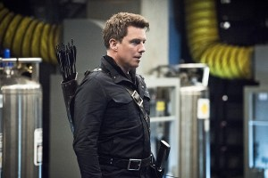 "Arrow -- ""Monument Point"" -- Image AR421a_0029b.jpg -- Pictured: John Barrowman as Malcolm Merlyn -- Photo: Dean Buscher/The CW -- © 2016 The CW Network, LLC. All Rights Reserved."