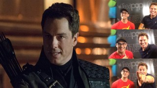 John Barrowman oz comic con dc comics news