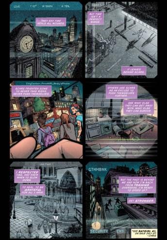 BoP Rebirth Page One