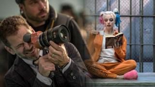 Zack Snyder and Margot Robbie