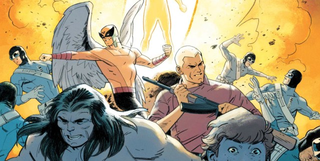 Image result for future quest comic