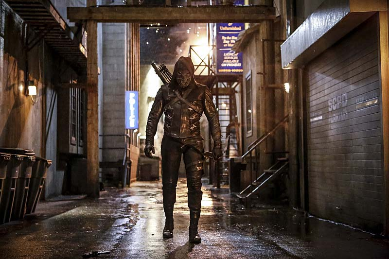 """Arrow -- """"Legacy"""" -- Image AR501a_0060b --- Pictured: Prometheus -- Photo: Bettina Strauss/The CW -- Ì?å© 2016 The CW Network, LLC. All Rights Reserved."""