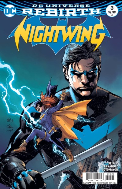 Nightwing 3 cover 2