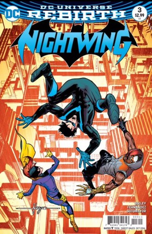 NIghtwing 3 cover 1