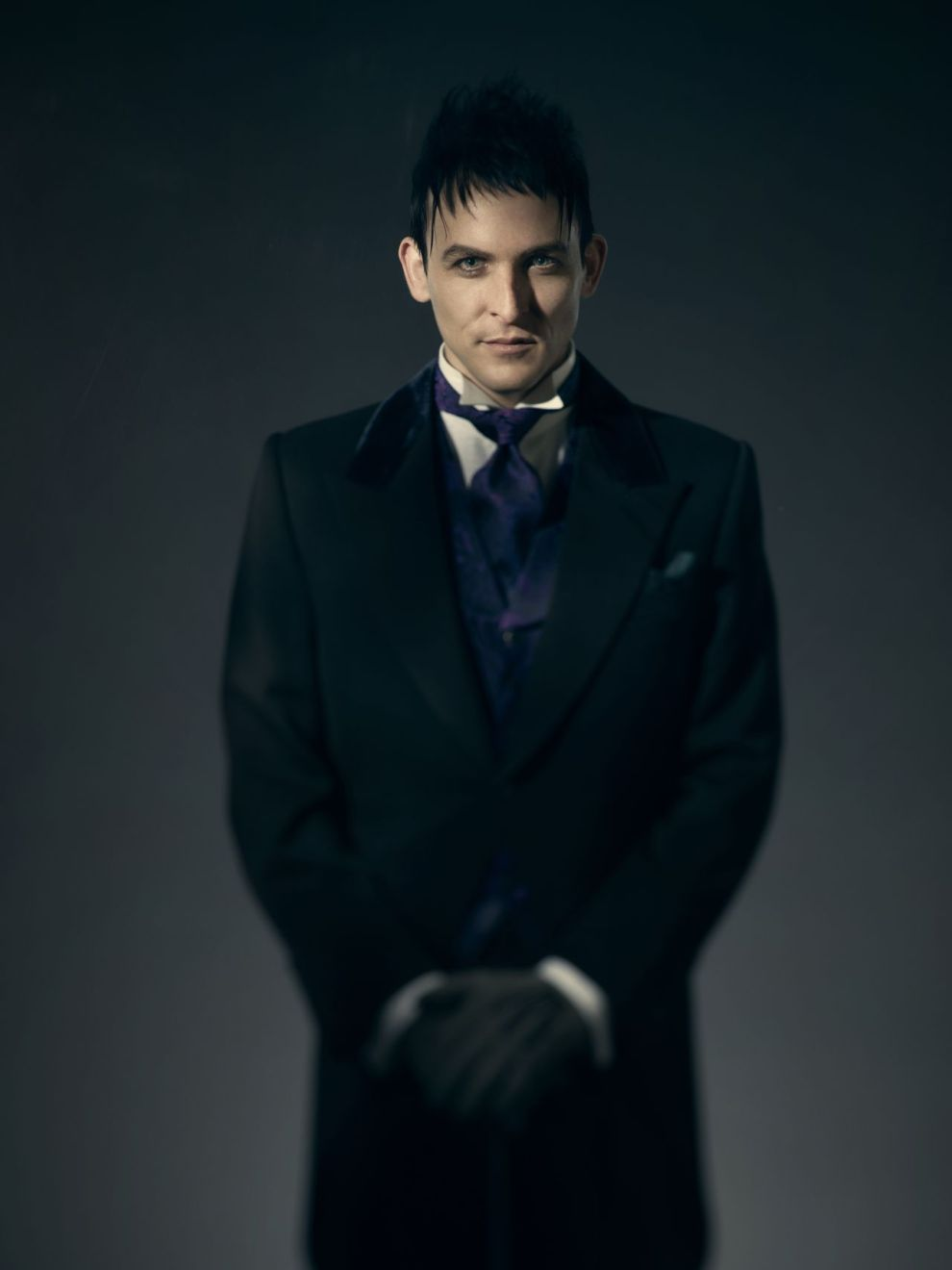 GOTHAM: Robin Lord Taylor. ©2016 Fox Broadcasting Co. Cr: Kevin Lynch/FOX