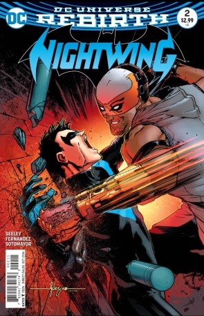 Nightwing 2 cover 2