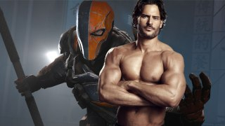 joe manganiello cast as deathstroke