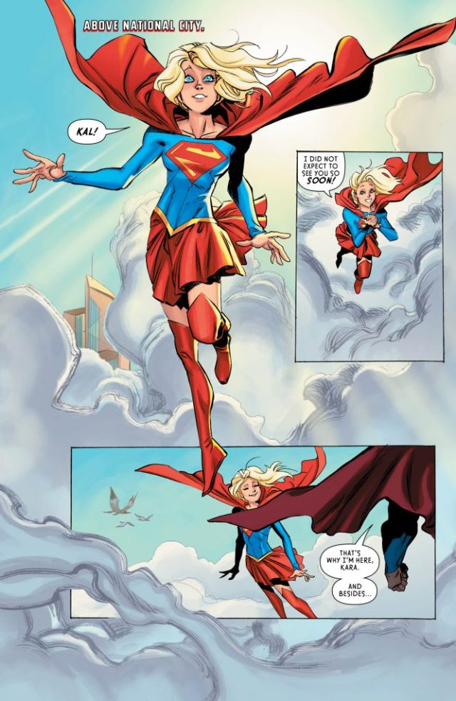Review: Supergirl #8