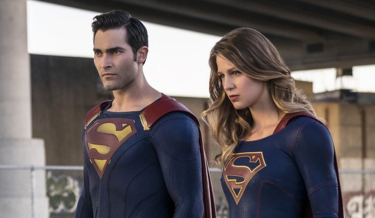 Superman Tyler Hoechlin Is Officially Returning to Supergirl!