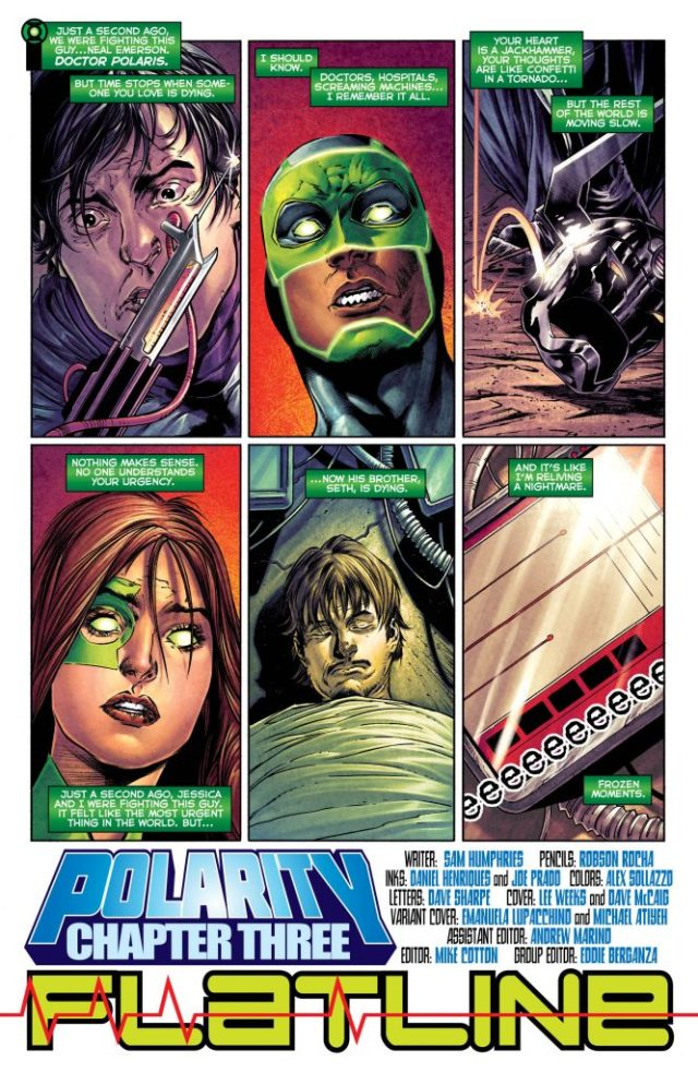 Review: Green Lanterns #21
