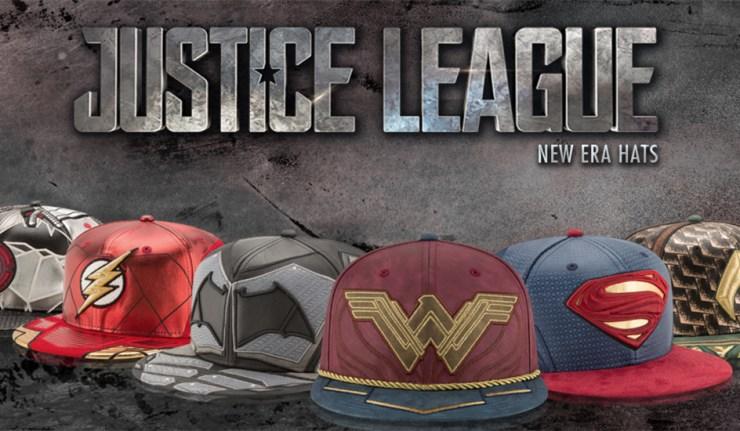 New Era Justice League Hats DC Comics News