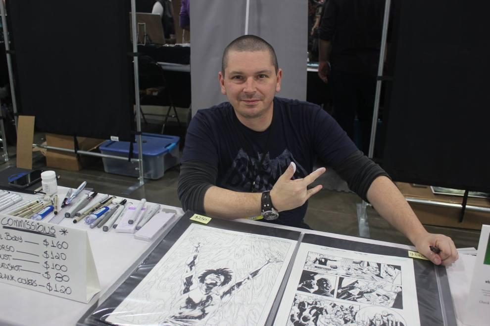 Artist Joe Prado