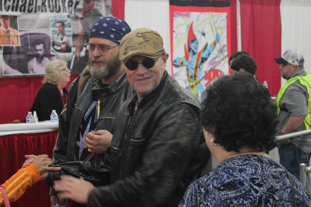 Guardians of the Galaxy star Michael Rooker