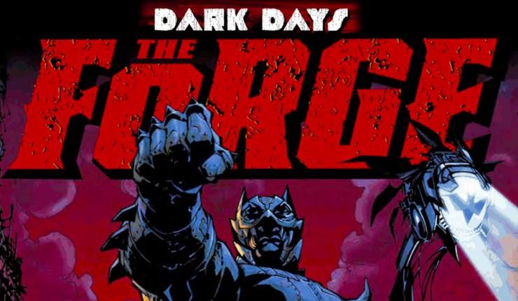 The Forge - DC Comics News
