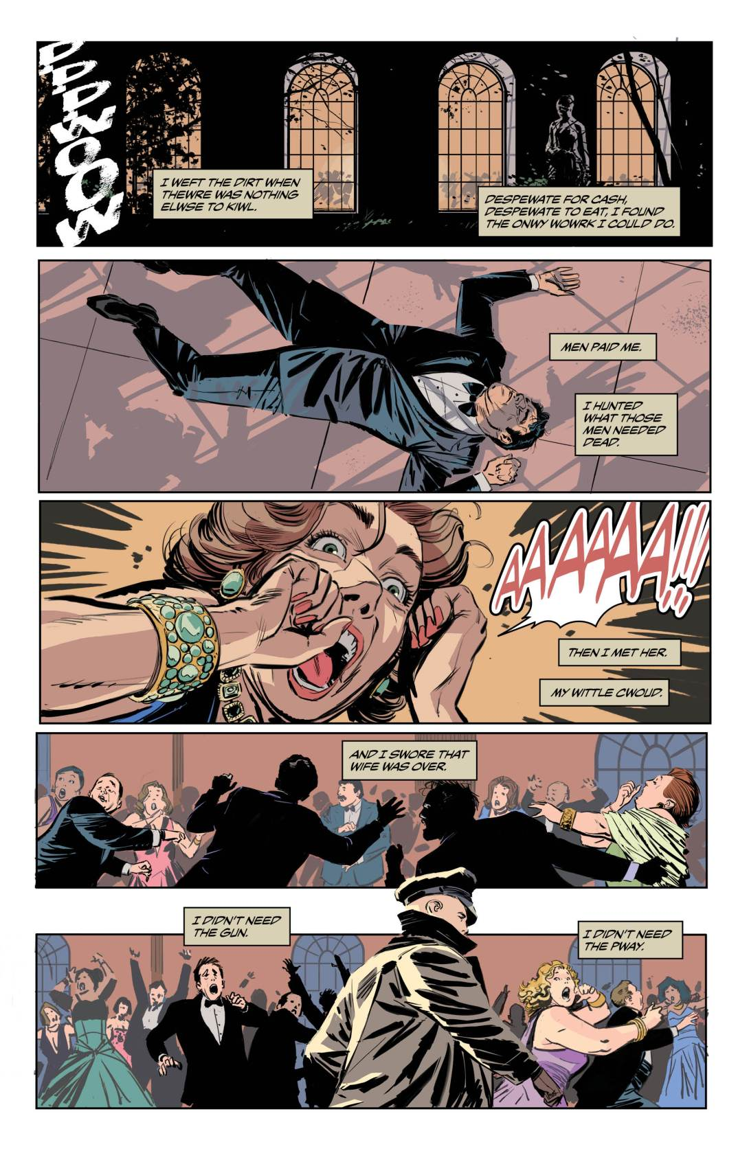 Batman Elmer Fudd 3 - DC Comics News