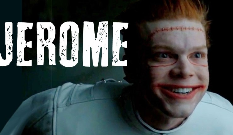 Jerome Header - DC Comics News