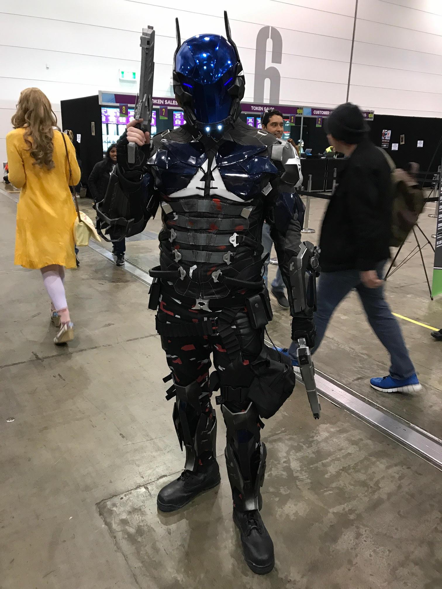 10/10 Arkham Knight