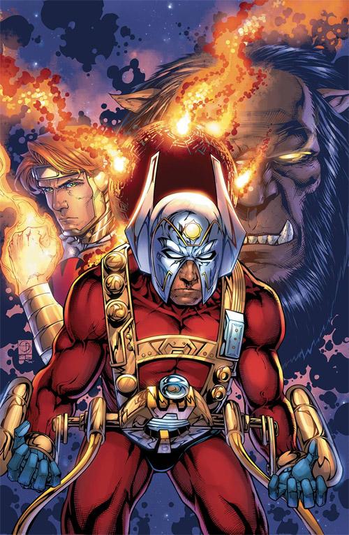 New Gods - DC Comics News