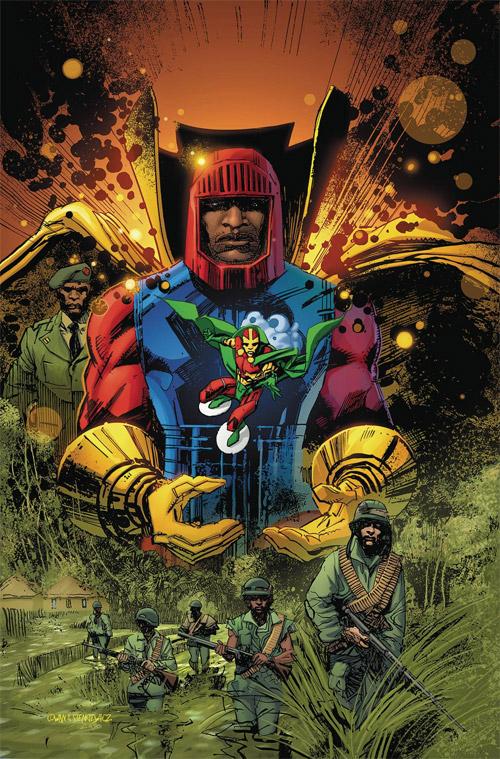 Black Racer - DC Comics News
