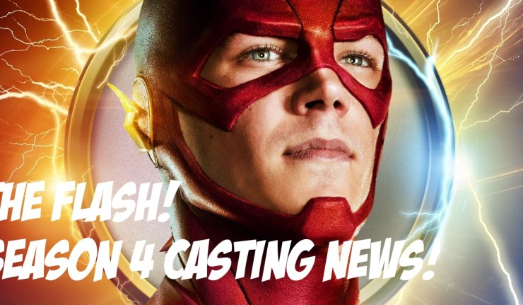 THE FLASH Season 4 is Stretching its Cast! - DC Comics News