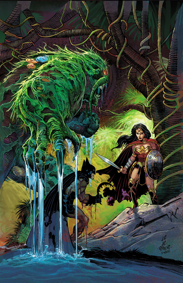 John Romita Jr. variant cover