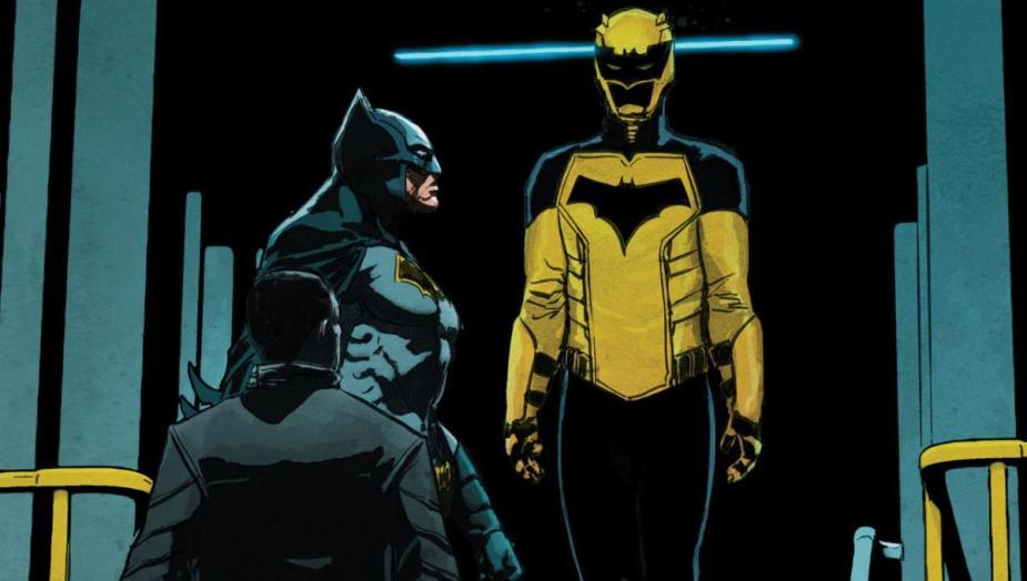 Duke Thomas - DC Comics News