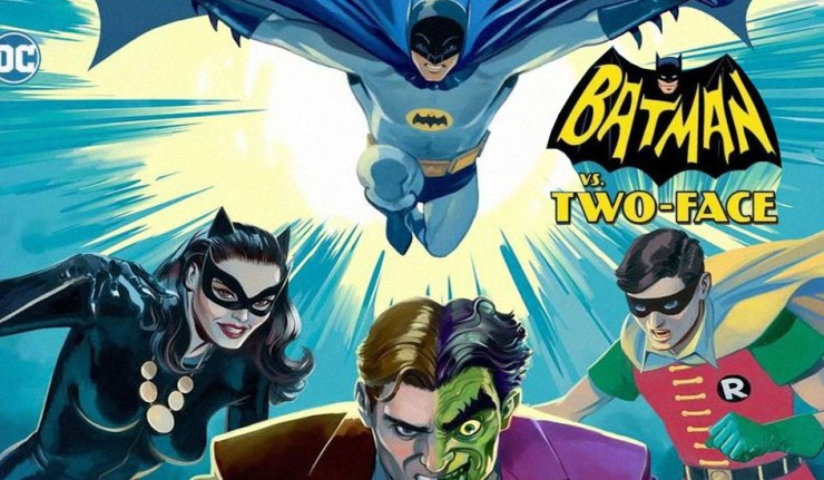 Batman vs. Two-Face - DC Comics News