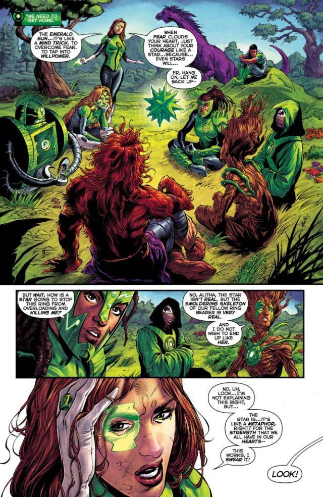 Review: Green Lanterns #29