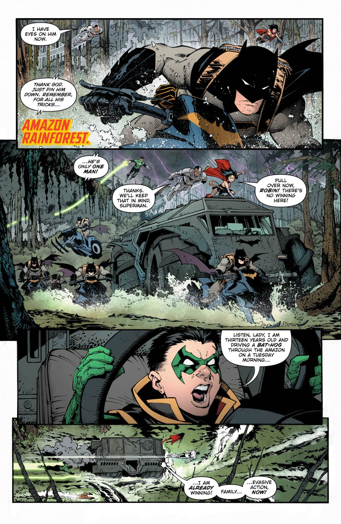 Metal 2 - Page 3 - DC Comics News
