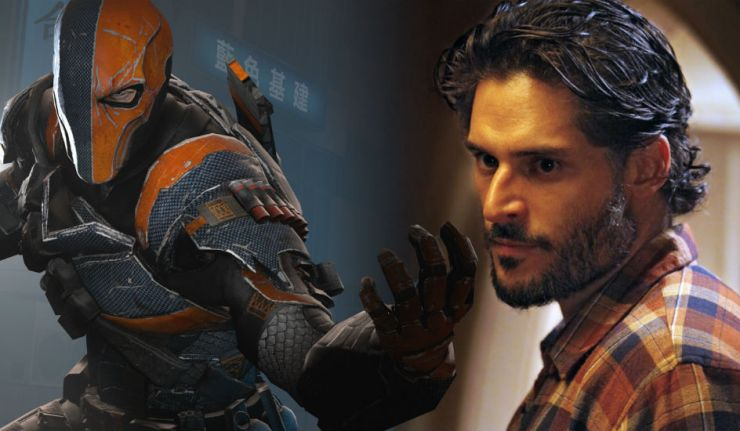 DEATHSTROKE-JOE-MANGANIELLO DC COMICS NEWS
