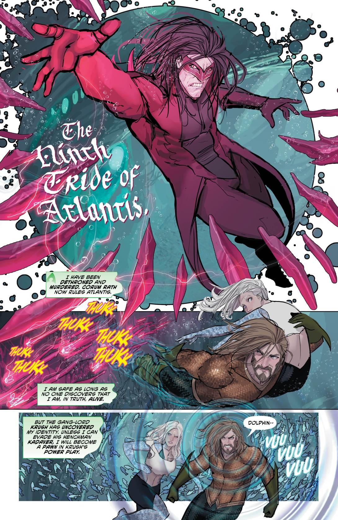 Aquaman 1 - DC Comics News
