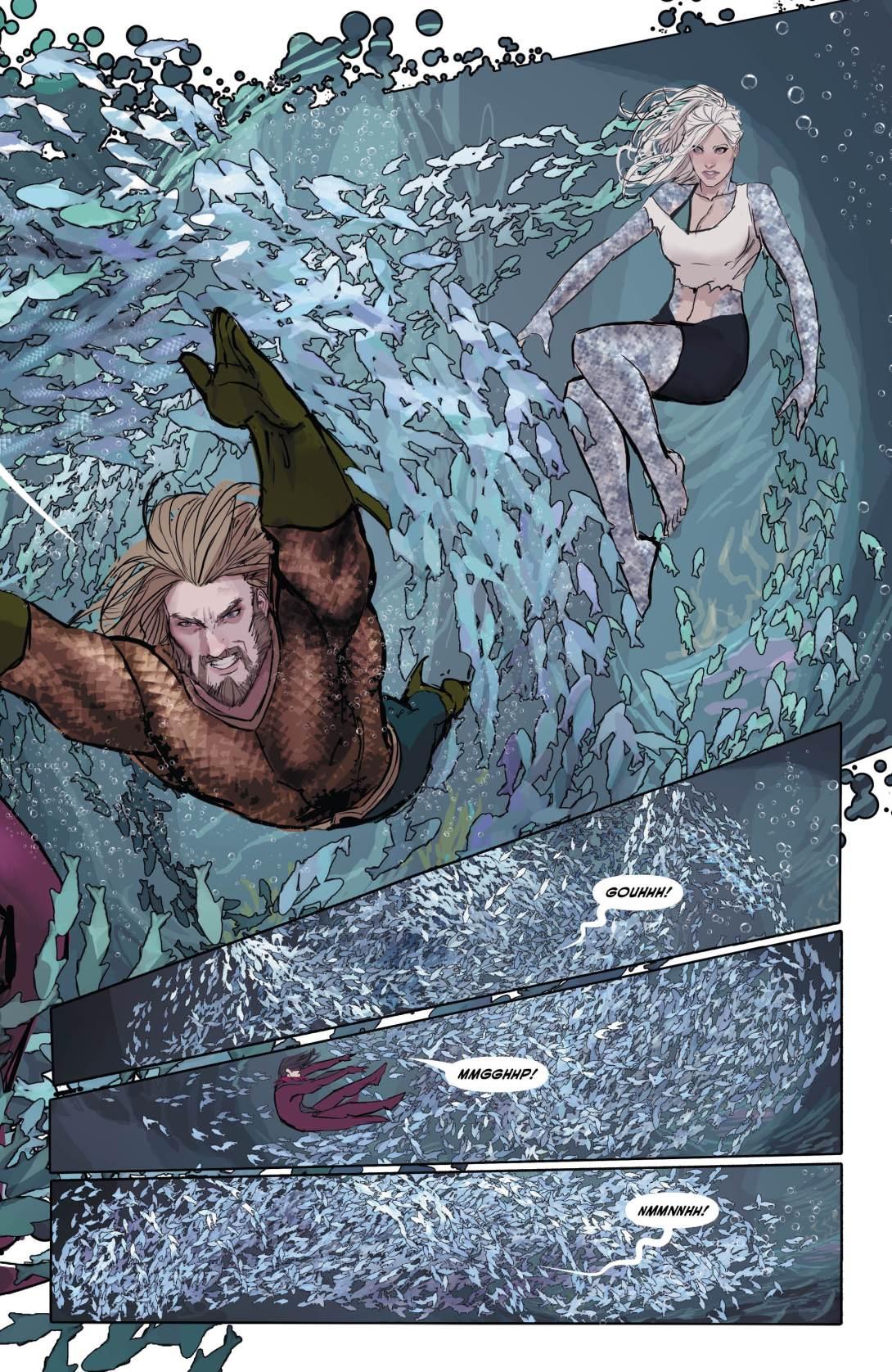 Aquaman 3 - DC Comics News