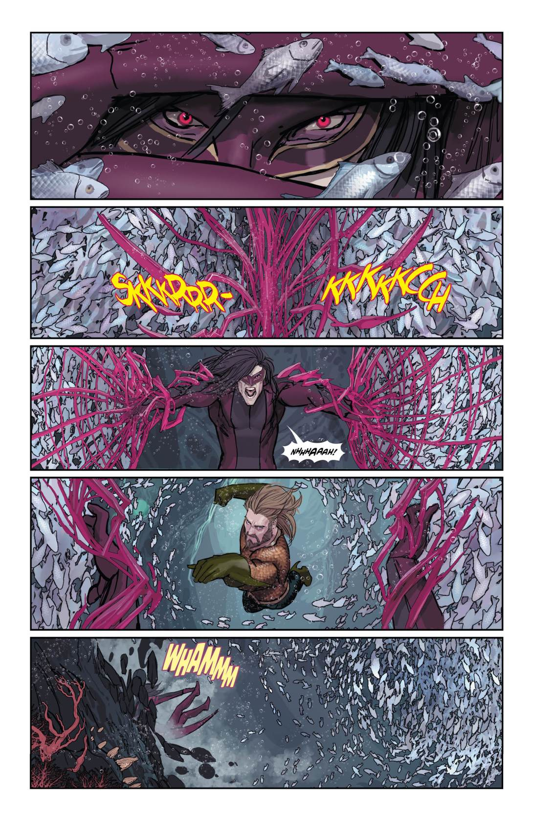 Aquaman 4 - DC Comics News