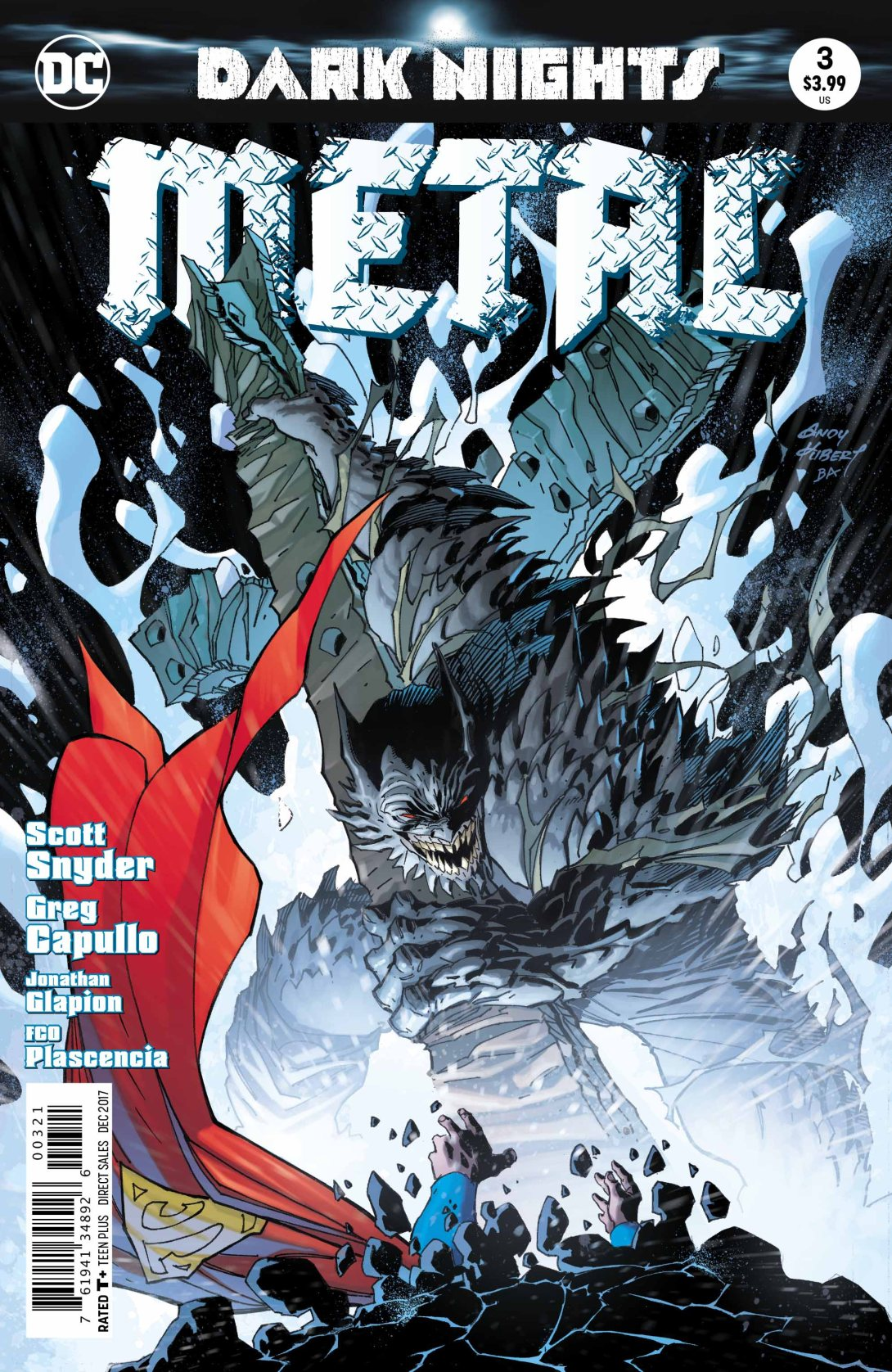 Dark Nights Metal 3- DC Comics News