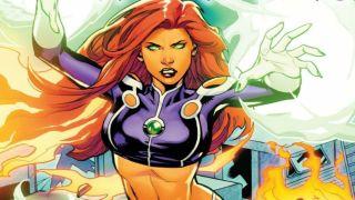 Starfire Titans DC Comics News