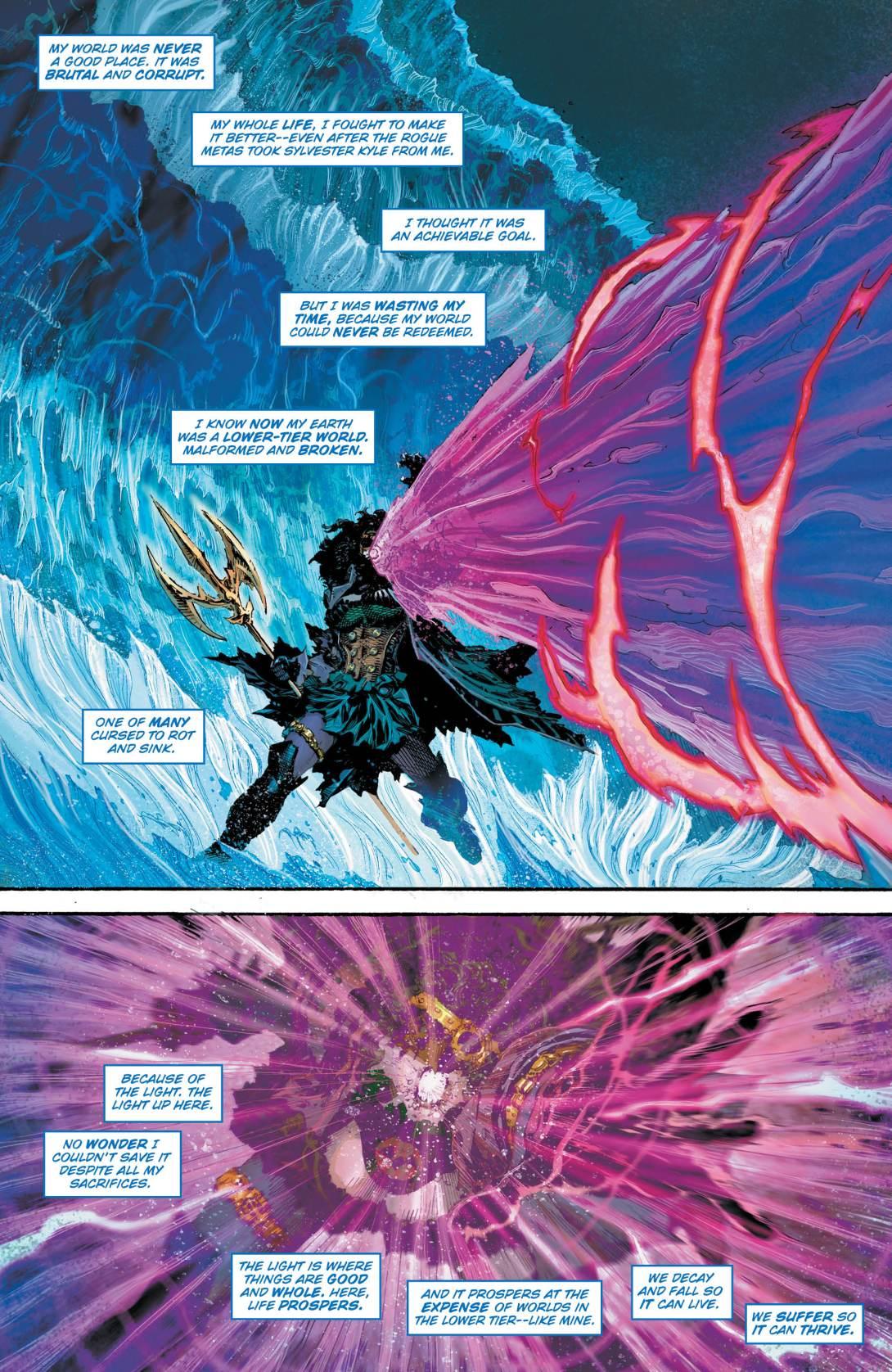 Batman the Drowned 4 - DC Comics News