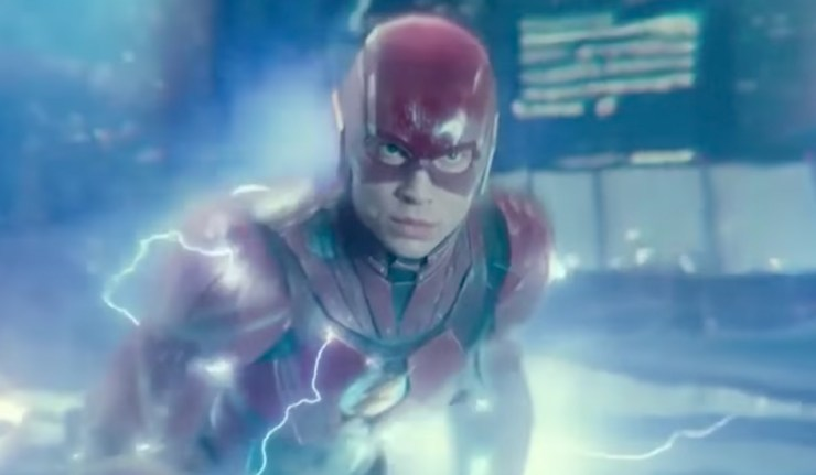 flash justice league dc comics news