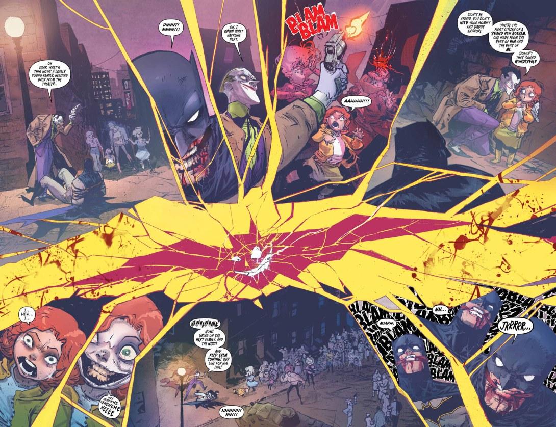 The Batman Who Laughs 4-5 - DC Comics News