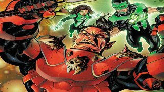 Review: Green Lanterns #35