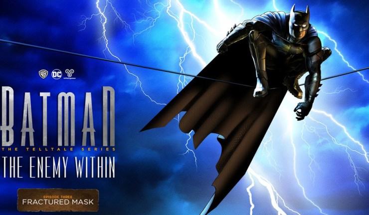 Batman Enemy Within - DC Comics News