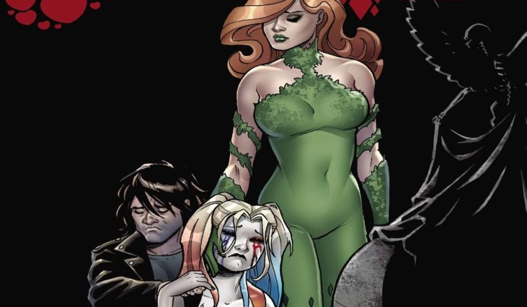 Review: Harley Quinn #32