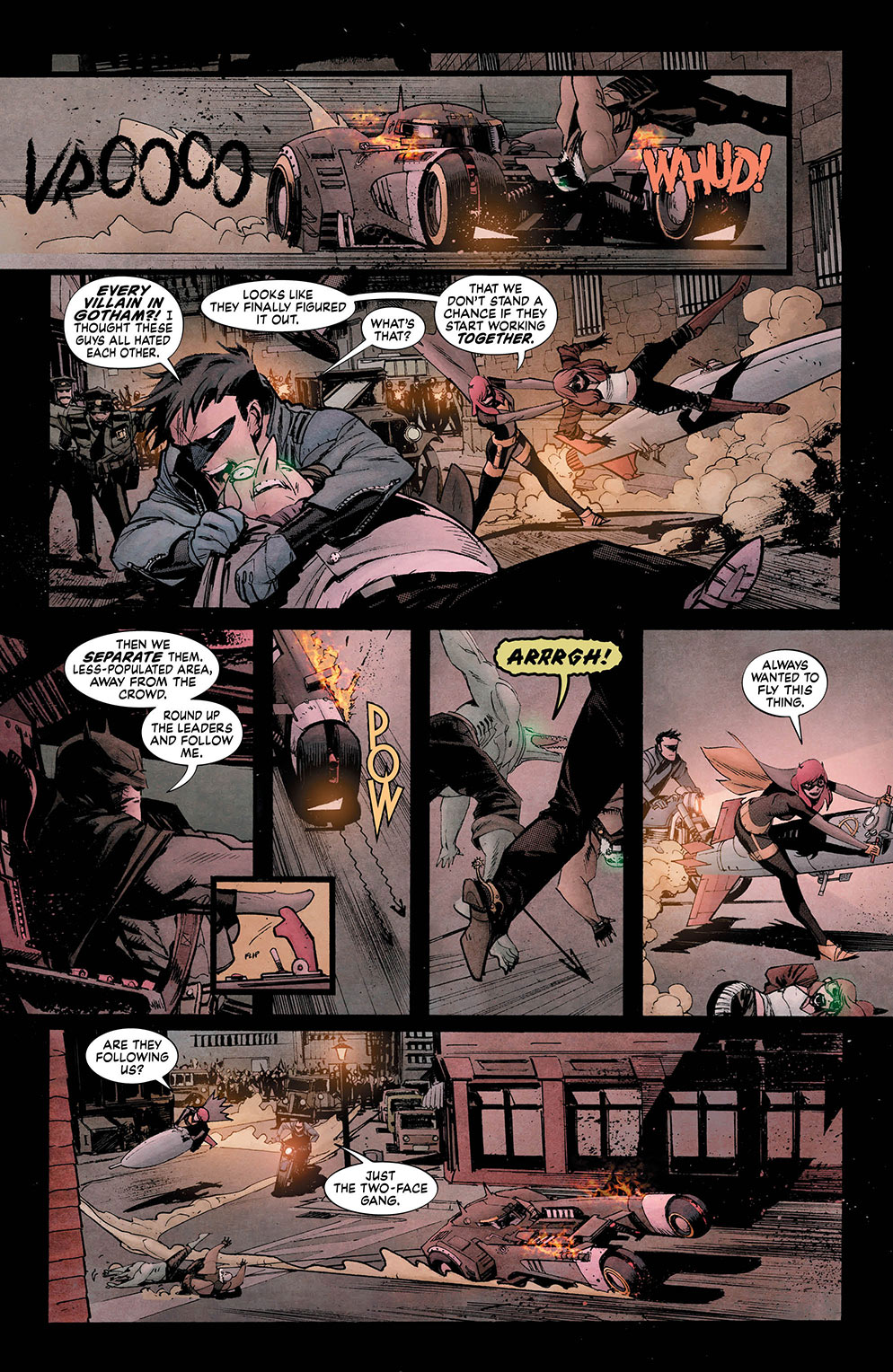 Batman White Knight 3_4 - DC Comics News