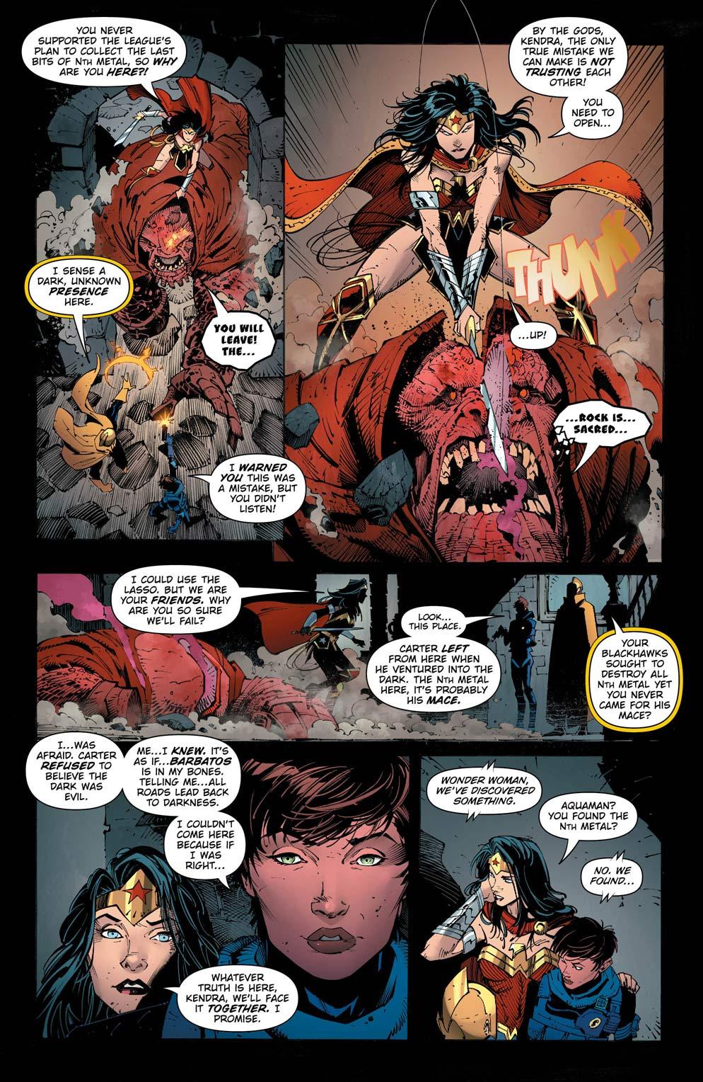 Dark Nights Metal 4_5 - DC Comics News