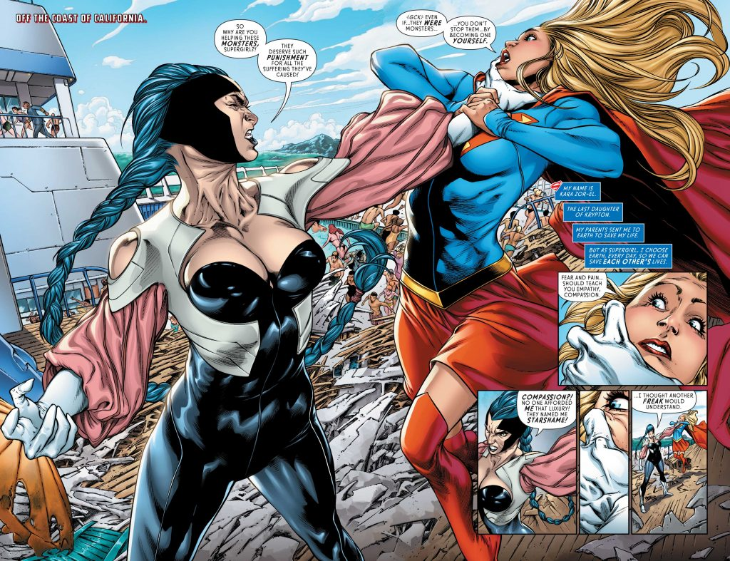 Review: Supergirl #17