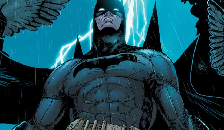 batman sins of the father review dc comics news