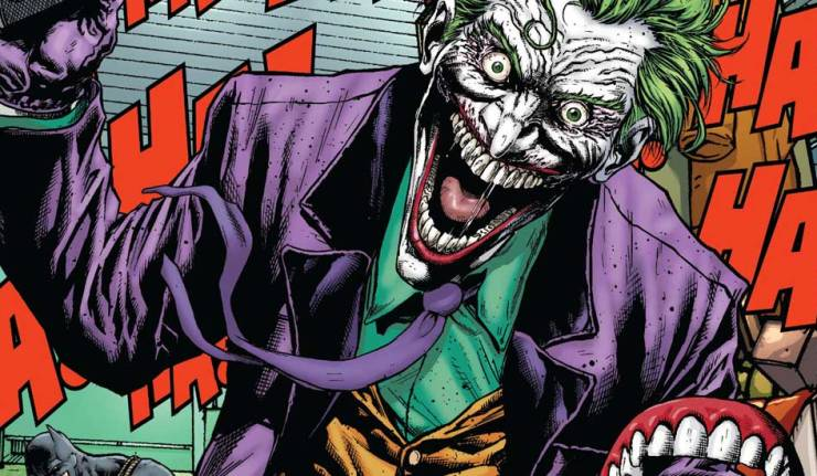 Joker Origin - DC Comics News