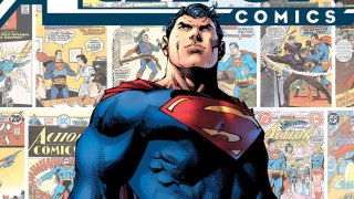 Library Congress and Action Comics - DC Comics News