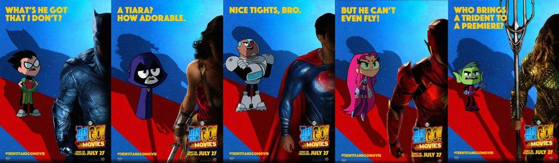 Movie Posters - DC Comics News
